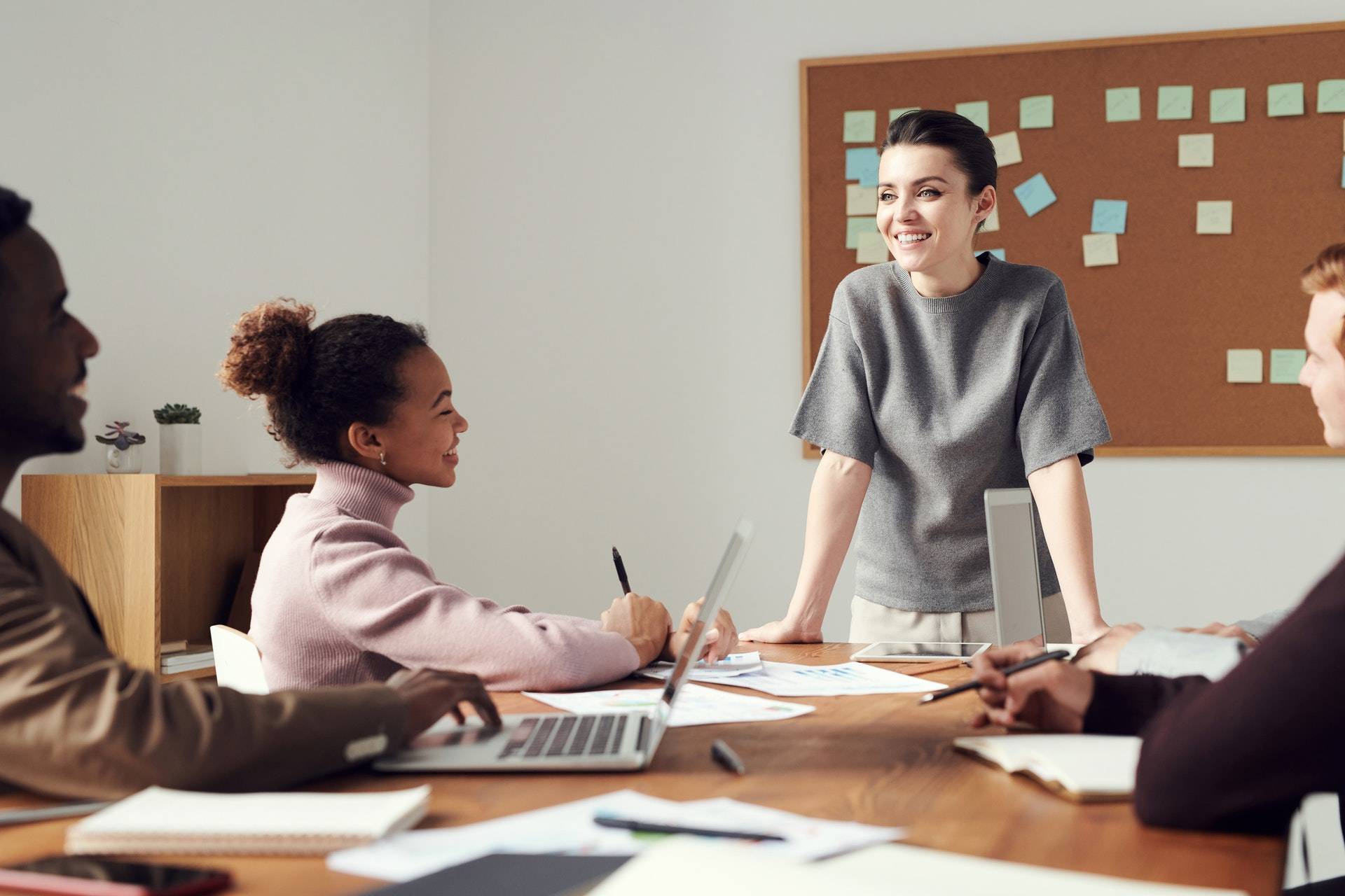 TWO ROLES YOU NEED TO FILL: HR DIRECTOR AND BUSINESS MANAGER